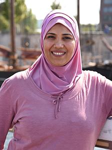 <center>Salima Aribi</center>